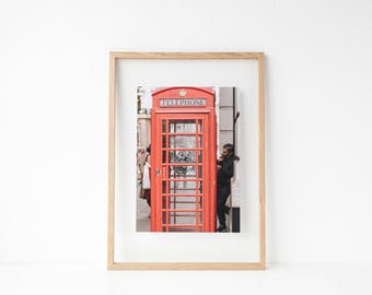 London UK Street Photography Print