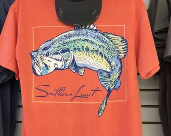 Southern Limit Bass Tee