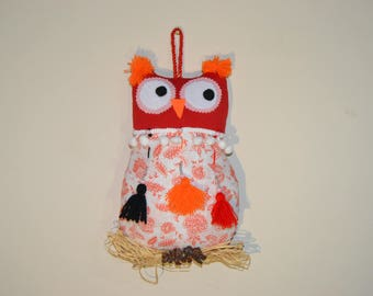 Soft Funny Lovely Owl free shipping
