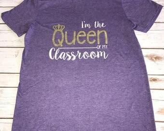 Queen of my Classroom