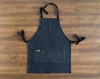 Set (apron, hat and mitten) cuisine