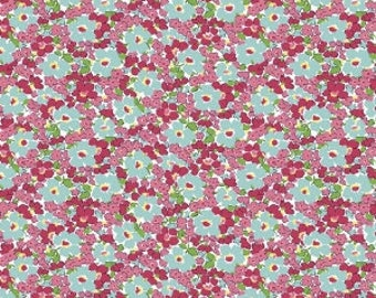 Dainty Darling Cotton Fabric  - Pink C5853 - Riley Blake Fabric- Perfect for Girls Clothing, Nursery, Quilts