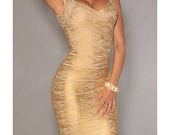 Dorado Bandage dress