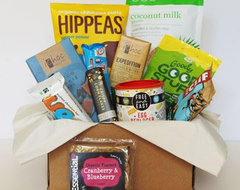 Vegan Snack Box Bundle