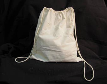 Cotton Twill BackSack
