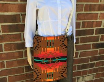 Native American Slouch Bag