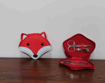 Funky Fox Manicure Set