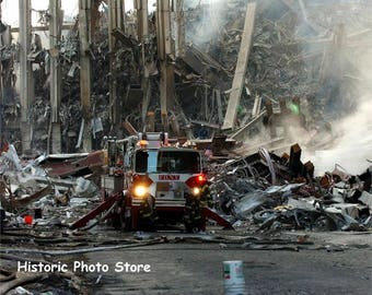 Photo of  911 Ground Zero FDNY 21