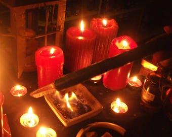 Ritual to attract love, white magic ties