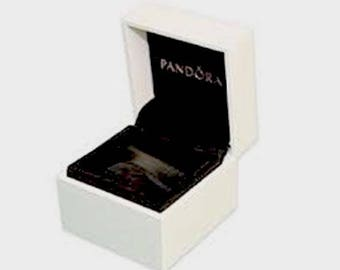 Genuine PANDORA Charm Box - New, Authentic