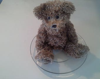 scented bear, cinnamon, super scented, lasts for 1 year