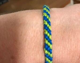 Candy Stripes Bracelet