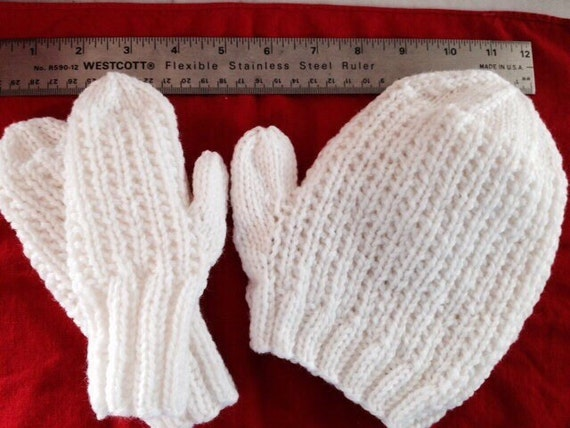 Items Similar To Large Mitten From Jan Brett's Story The