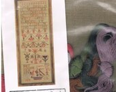 The Mary Goodburn Sampler Cross Stitch Kit