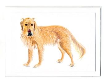 Dog - Notecard