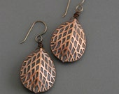On Sale! 40% off Copper Leaves