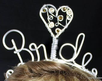 Bride to Be Crown for all the Pre Wedding Events Great Photo Prop