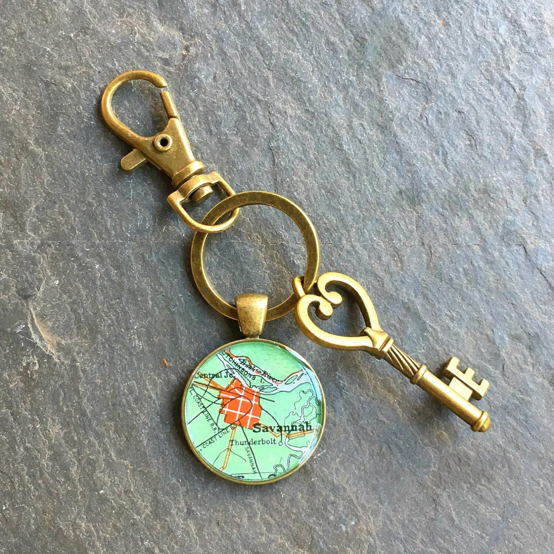 Savannah key