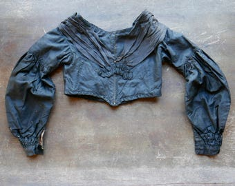 19th Century Child's Spencer Bodice
