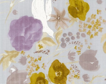 Nani Iro Kokka Japanese Fabric Fuccra : rakuen - Plitvice - 50cm