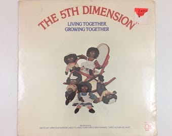 The 5th Dimension Living Together, Growing Together LP [1973]