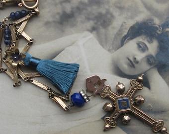 cross . necklace