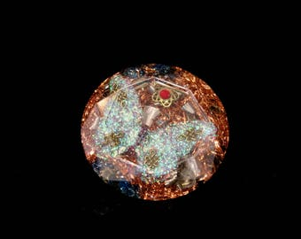Perfect Mothers Day Orgone Energy Generator shaped like a Giant Diamond