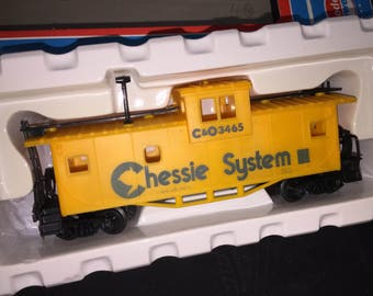 Vintage Model Power Chess System Caboose