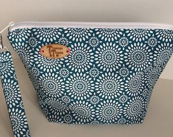 Spiral Mums Project Bag