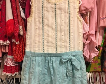 60s Girls Dress 4/6