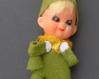 very  cute vintage pixie elf Japan