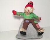 Wizard of Oz Topsy Turvy Doll