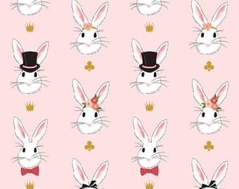 ON SALE Wonderland 2 by Melissa Mortensen Main Pink Sparkle