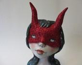 Art Doll Carnival Doll - Krampus Cotillion