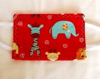 New & Improved Door Husher for Babies Room - Circus Animals