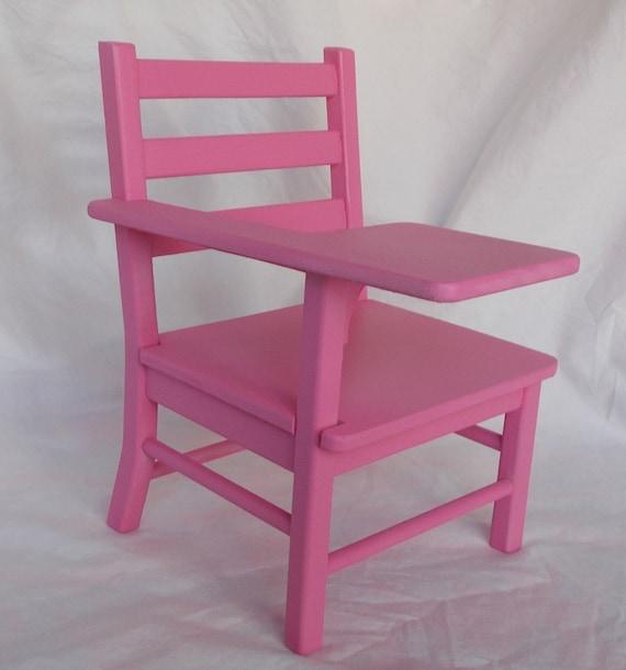 Pink Handcrafted Wooden School Desk Fits 18 By. Kitchenaid Drawer Dishwasher. Inexpensive Home Office Desks. Shabby Chic Writing Desk. Slides For Drawers. Desk Pen Holders. Sauder Computer Desk. Teen White Desk. Application For Front Desk Officer