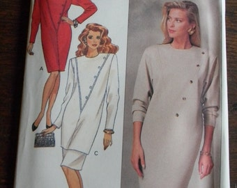 Vintage Butterick Misses Dress, Tunic and Skirt Pattern #6929 Uncut Sizes 14 thru 18