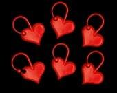 addiLove Heart Stitch Markers