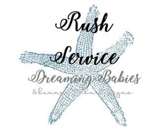 Rush Processing Time Bridal Flip Flops Wedding Flip flops Bridal Sandals RUSH Service Expedited Service UPGRADE