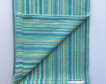 Teal Cotton Dish Towel