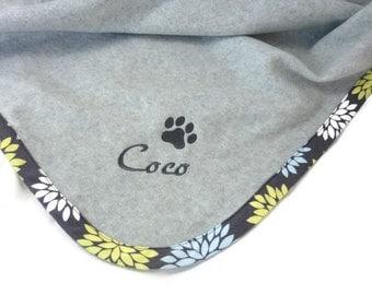 Pet Blanket Personalized  Mum