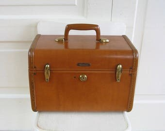 Vintage samsonite train case – Etsy