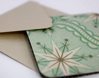 Mini Cards / Blank Cards / Holiday Cards / Christmas Cards / Gift Cards / Cards with Envelopes / Gift Tags / Thank You Cards / mad4plaid