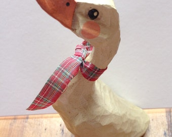 Vintage Goose by Ike and Sandy Spillman Collectable Bird