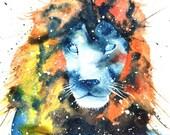 Lion Spirit Totem Animal ...