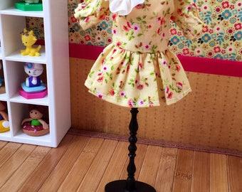 Mini Dress for Blythe - Yellow