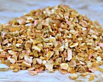 Organic Dried Lemon Peel - Herbal Teas - Lemon Peel - Certified Lemon Peel - Herbs - Spices - Citrus Lemon - Craft Supply - Aromatherapy