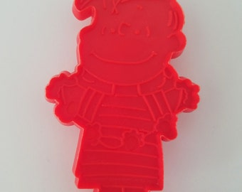Vintage Linus Cookie Cutter Red