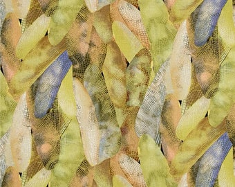 Cotton Quilt Fabric Dance of the Dragonflies Kanvas Brand Quilting Sewing Fabrics