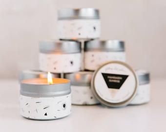 Travel Candle - Mandarin Sunrise - Soy Wax